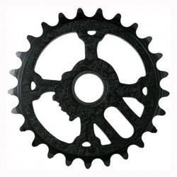Couronne SHADOW Crank and Bones 25