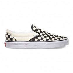 Chaussure VANS Slip-on Pro Black Checker Black White