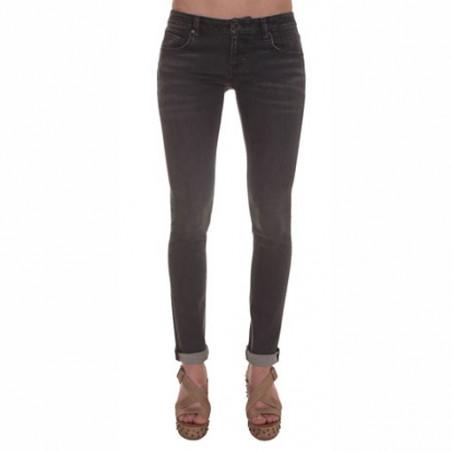 Jeans Girl VOLCOM Stix Skinny Bleached Black