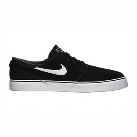 Chaussure NIKE SB Janoski Black White Thunder Grey