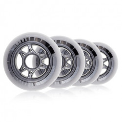 Roues POWERSLIDE Infinity 80mm/85a X4