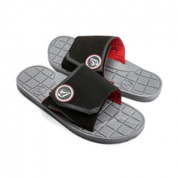 Tong VOLCOM Stryker Slide Charcoal