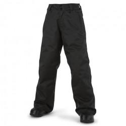 Pantalon Snowboard Kids VOLCOM Grimshaw Black
