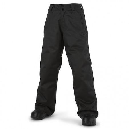 Pantalon Snowboard Kids VOLCOM Grimshaw Black 2016