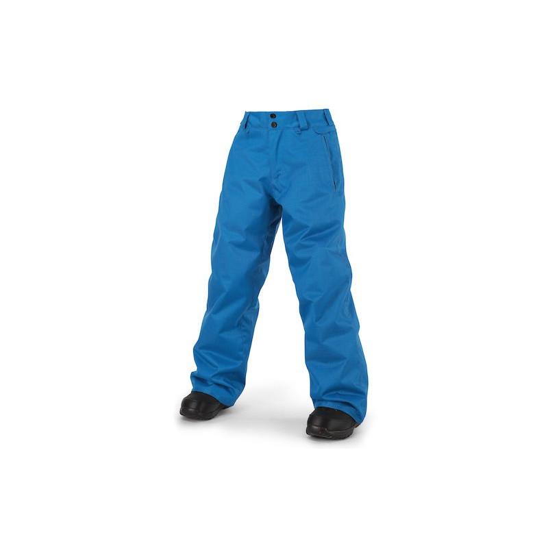 Pantalon Snowboard Kids VOLCOM Grimshaw Cyan