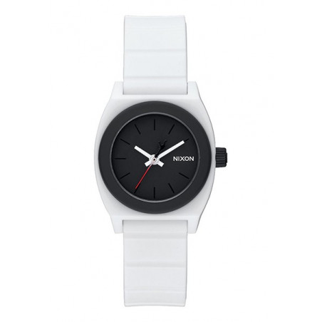 Montre NIXON Small Time Teller Leather SW Stormtrooper White