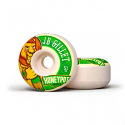 Roues Skateboard HONEY POT JB Gillet 51mm