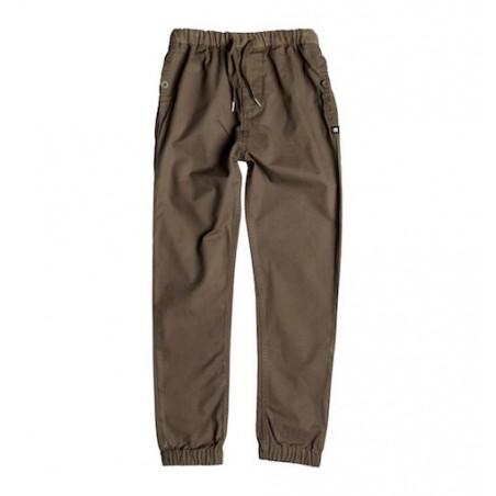 Pantalon Jogging Kid DC Langdale Taupe