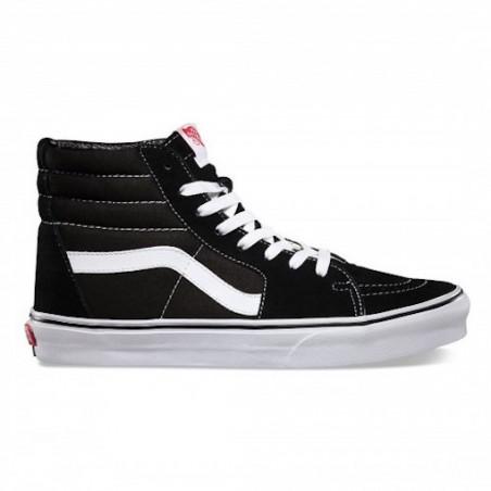 Chaussure VANS SK8 Hi Black White