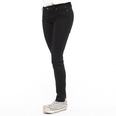 Jean Girl ELEMENT Sticker Flint Black