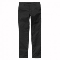 Pantalon CARHARTT WIP Sid Black