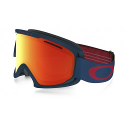 Masque OAKLEY O2 XL Neuron Burnished Red Fire Iridium