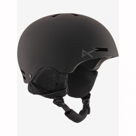 Casque ANON Raider Black