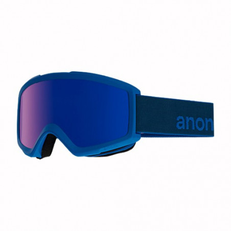 Masque ANON Helix 2.0 Midnight Blue Cobalt