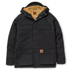 Veste CARHARTT Mentley Black