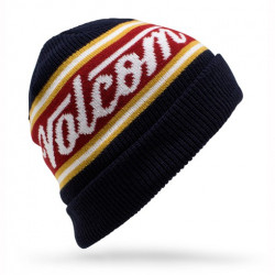 Bonnet VOLCOM Fine Sign Navy