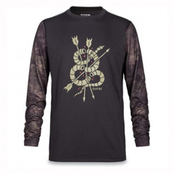 T-shirt First Layer DAKINE Grant Black Camo