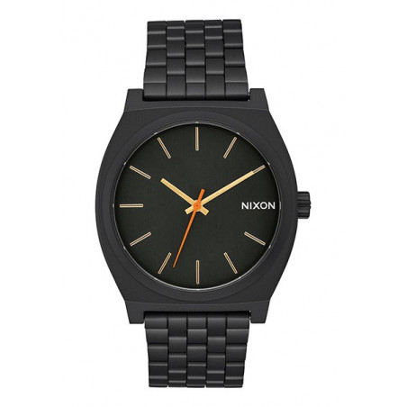 Montre NIXON Time Teller All Black/Surplus