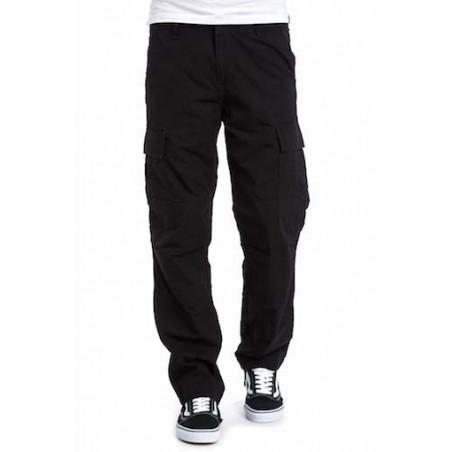 Pantalon CARHARTT Regular Cargo Black