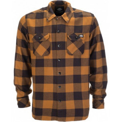 Chemise DICKIES Sacramento Brown Duck