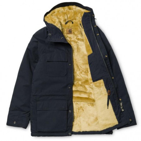 Veste CARHARTT Mentley Dark Navy