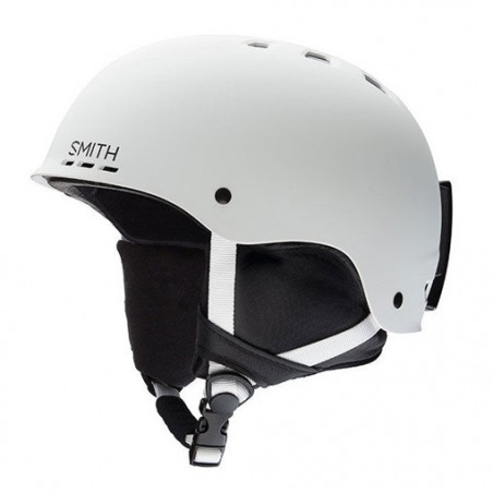 Casque SMITH Holt Matte White
