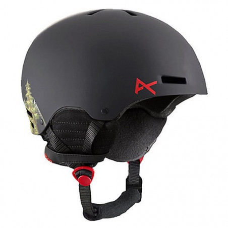 Casque Snowboard ANON Raider High Cascade