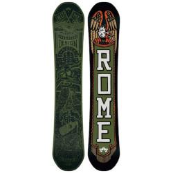 Snowboard ROME Crossrocket 2018