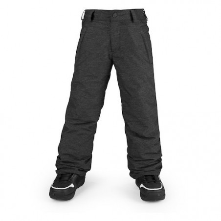 Pantalon Ski Kid VOLCOM Explorer Ins Black