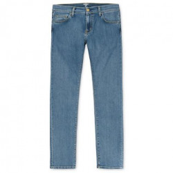 Jean CARHARTT WIP Rebel Blue Stone Wash