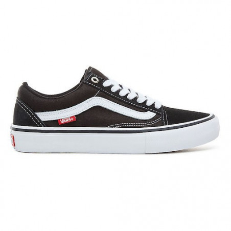 Chaussure VANS Old Skool Pro Black White
