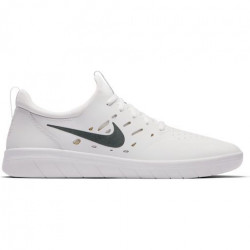 Chaussure NIKE SB Nyjah Free Summit White
