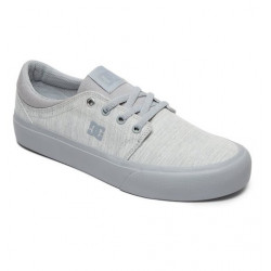Chaussure Girl DC Trase TX SE Light Grey